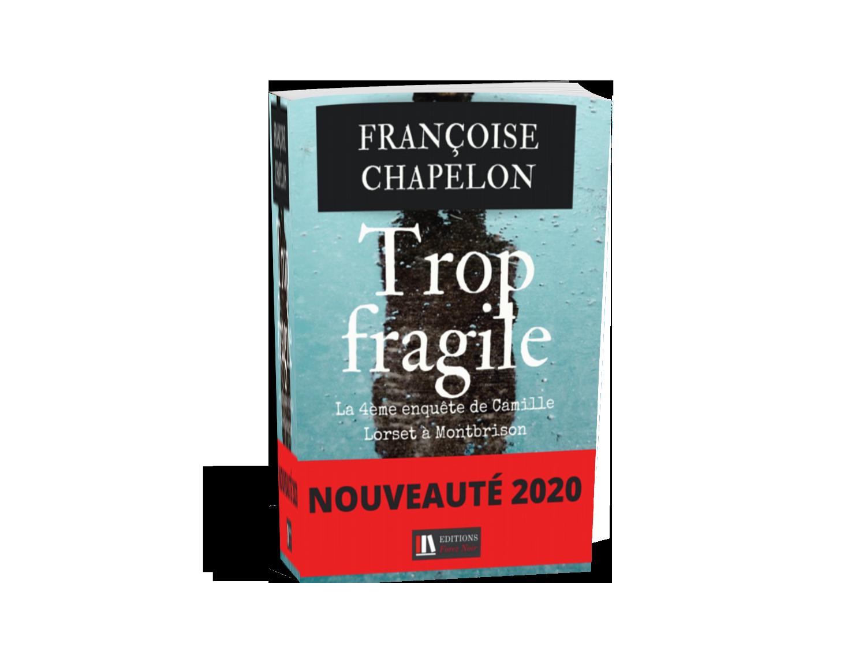 Chapelon Trop fragile 3D
